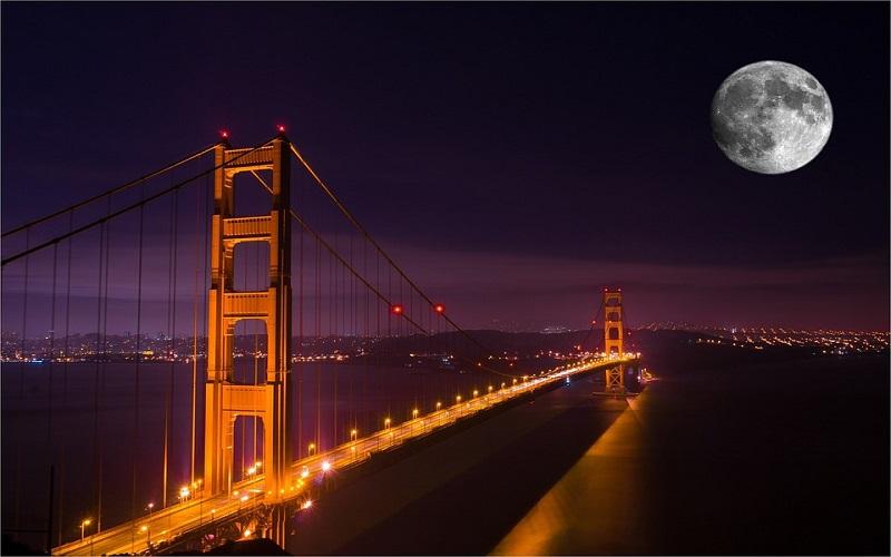 Sedam svjetskih čuda i ostala svjetska čuda gradnje - Most Golden Gate