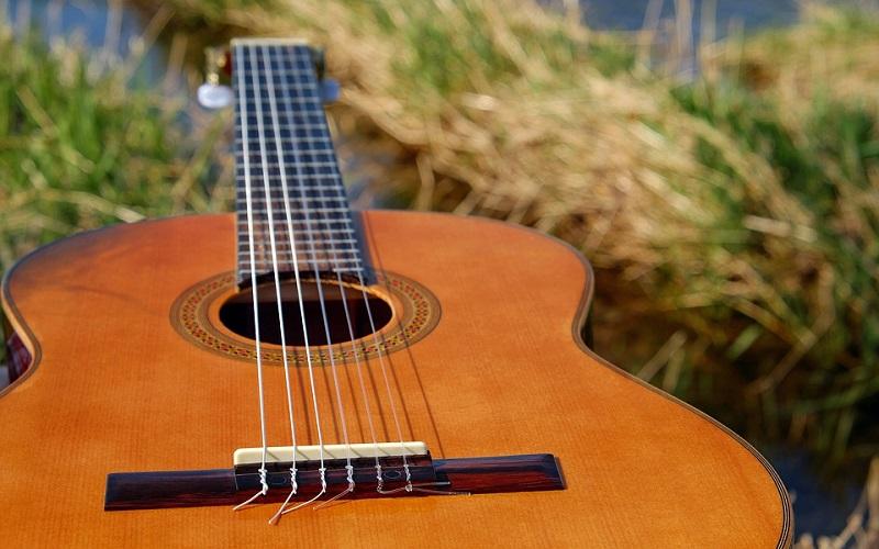 Glazbeni instrumenti - Gitara