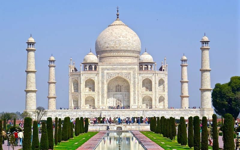 sedam svjetskih čuda i ostala čuda gradnje - Taj Mahal
