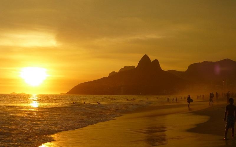 Destinacije za odmor - Plaža Ipanema Rio De Janeiro