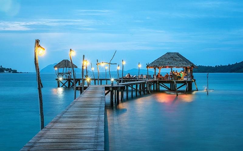 Godišnji odmor na Tajlandu