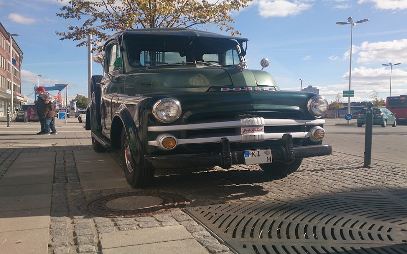 Stara vozila - Dodge Pickup