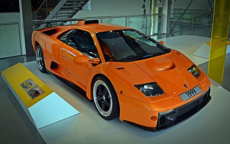 Sportska vozila - Lamborghini Diablo