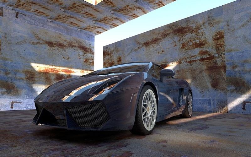 Sportski auti - Lamborghini Gallardo