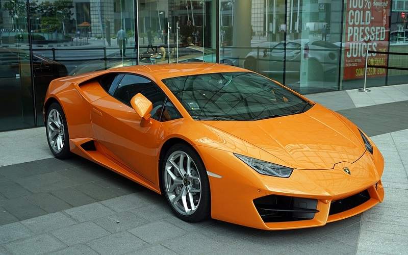 Najbolji trkaći auti - Lamborghini