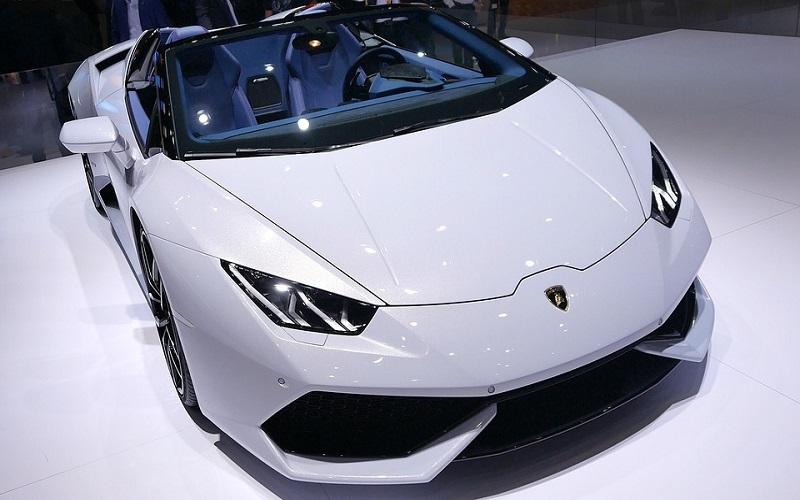 Sportska vozila - Lamborghini Aventador