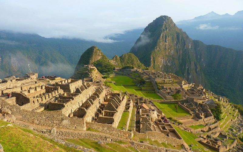 Veličanstvena svjetska čuda gradnje i arhitekture - Machu Picchu