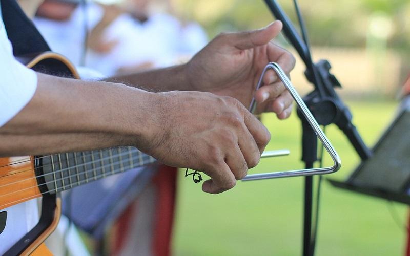 Muzički instrumenti - Triangl