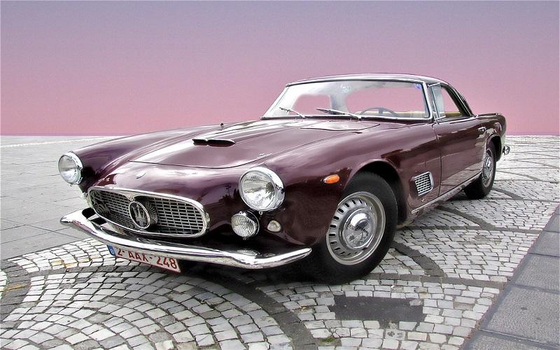 Sportska vozila - Maserati Gt Coupe