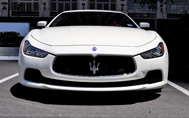 Sportska vozila - Maserati Grand Turismo