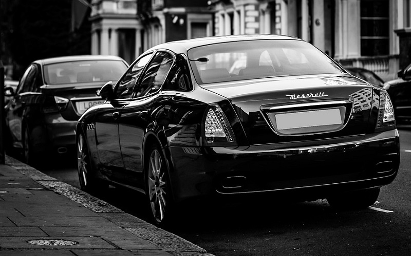 Trkaći auti - Maserati Quattroporte Gts