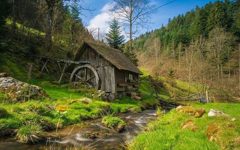 Fotografije u prirodi - potok