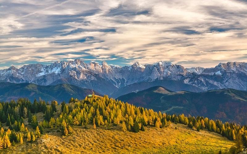Fotografije planina - Alpe