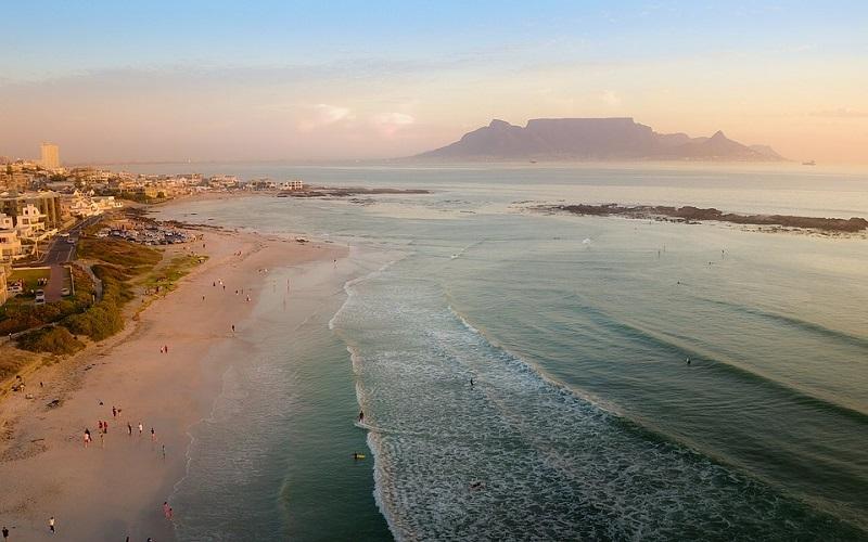 Najljepše slike mora i plaža - Cape Town