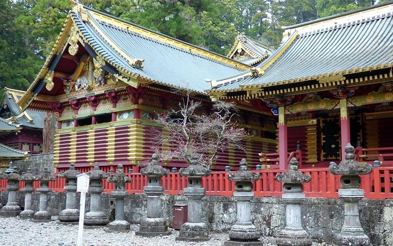 Sedam svjetskih čuda i druga čuda gradnje - Hram Nikko u Japanu