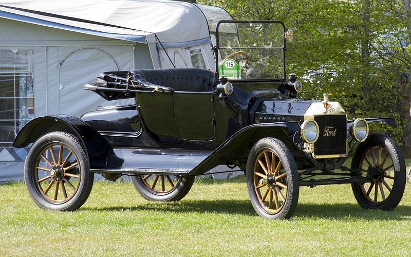 Stara vozila - Ford Model T