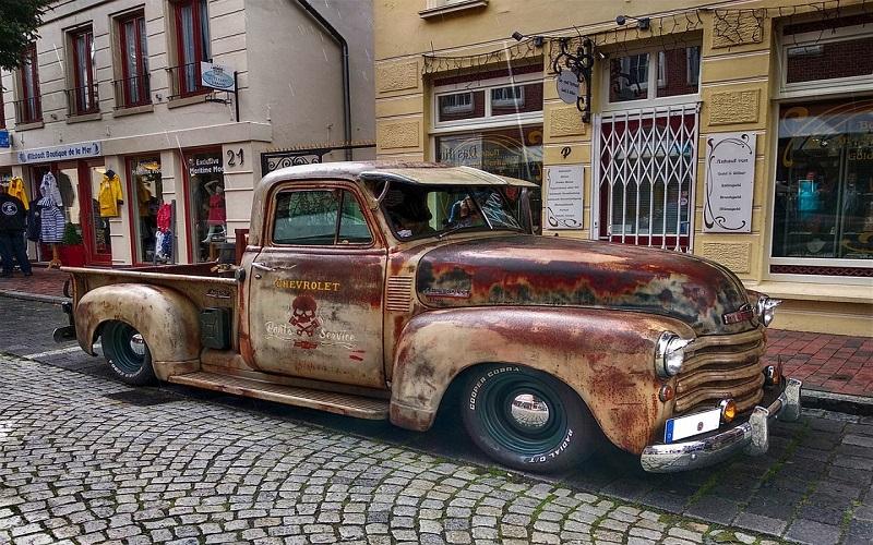 Stara vozila - Chevrolet 3100