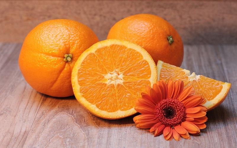 Slike za dobro jutro - naranča