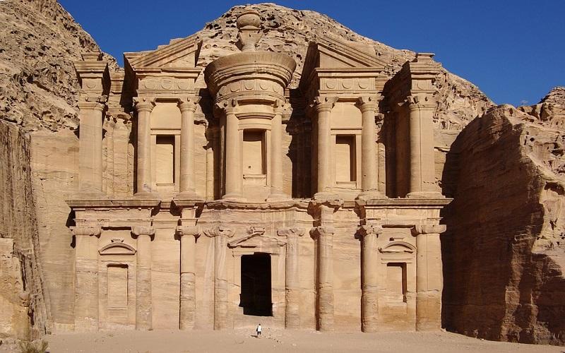 Svjetska čuda arhitekture - Grad Petra u Jordanu