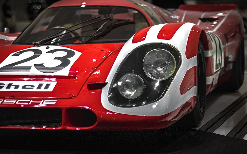 Trkaća vozila - Porsche 917