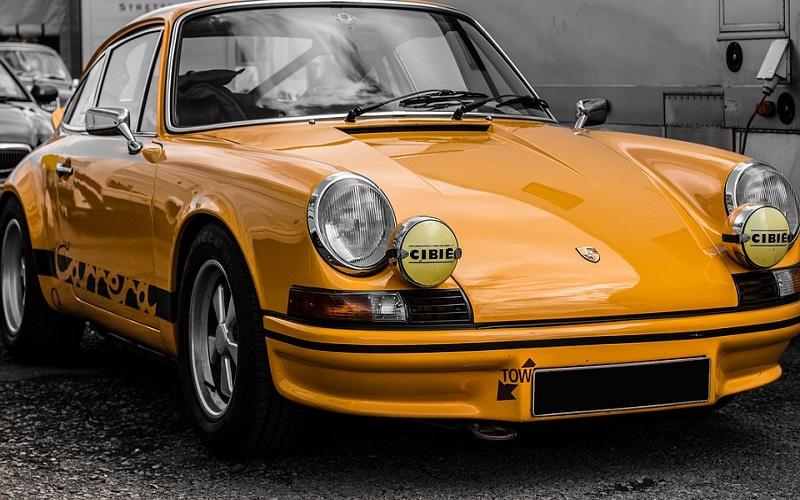 Trkaći auti - Porsche Carrera Rs