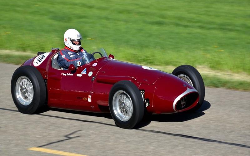 Trkaća vozila - Maserati 250-F
