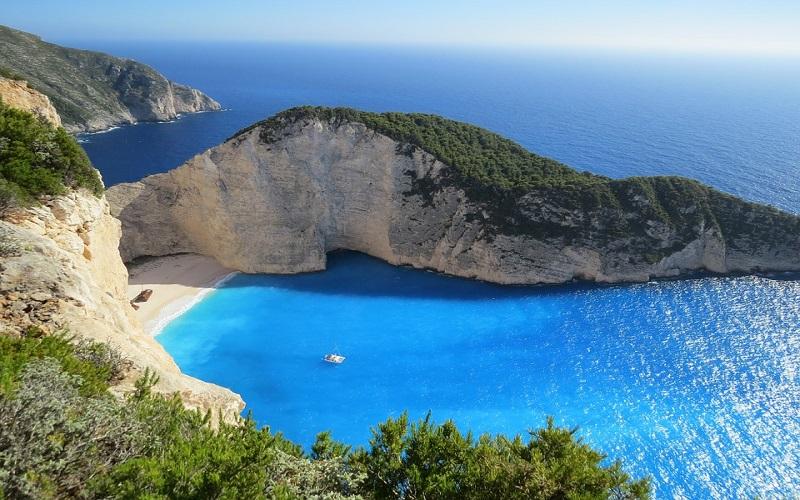 Najljepše slike mora i plaža - Grčka