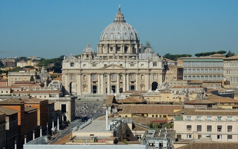Svjetska čuda gradnje - Bazilika svetog Petra u Vatikanu