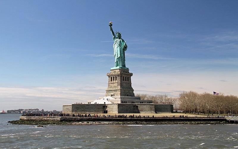 Svjetska čuda gradnje i arhitekture - Kip slobode u New Yorku
