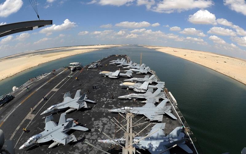 Svjetska čuda graditeljstva - Sueski kanal