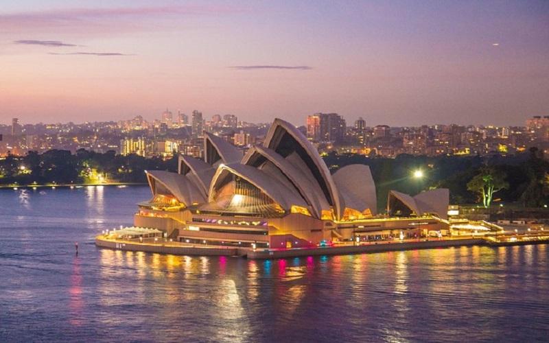 Opera House u Sydneyu