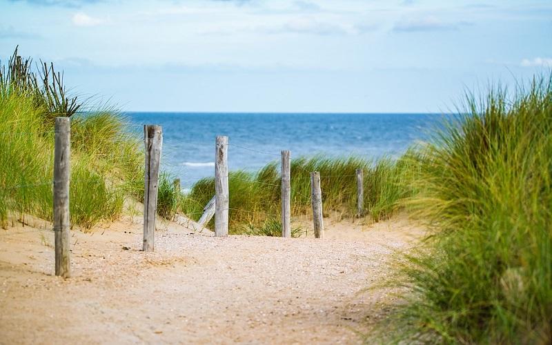Najljepše slike plaža - Sjeverno more