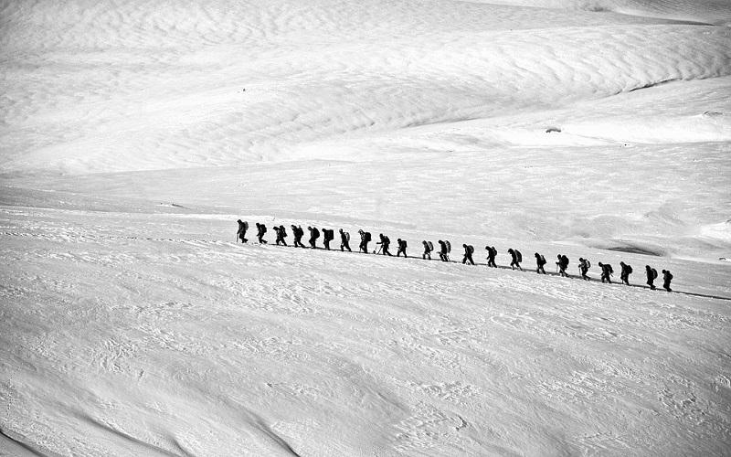 zima 95 i alpinisti