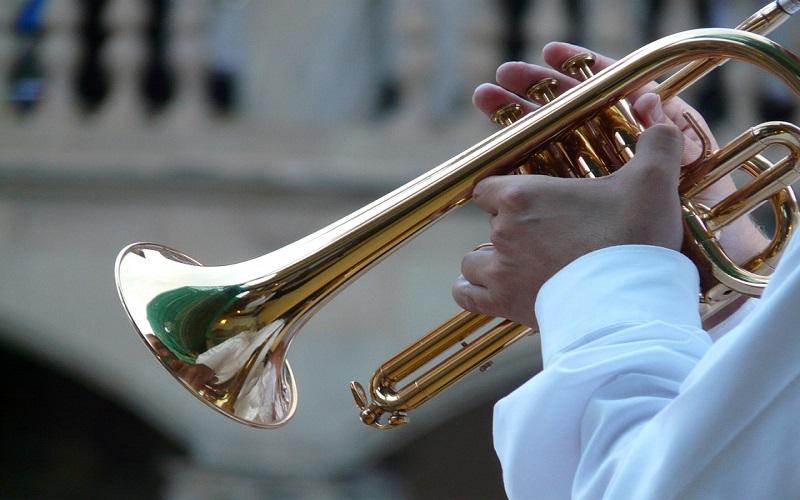 Puhački muzički instrumenti - Truba