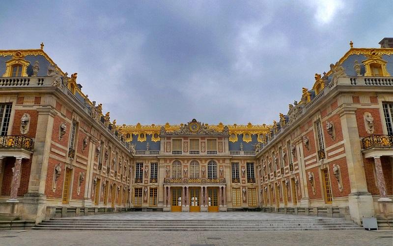 Sedam svjetskih čuda i ostala čuda gradnje - Dvorac Versailles