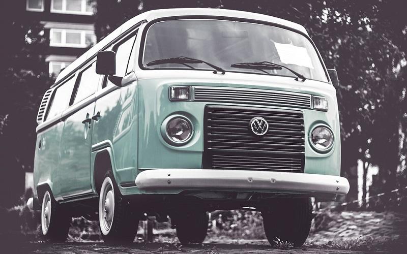 Stara vozila - VW Kamper Bus