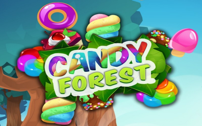 Igre za djecu i odrasle - Candy Forest igra