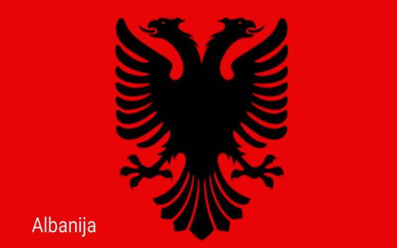Države u svijetu - Albanija