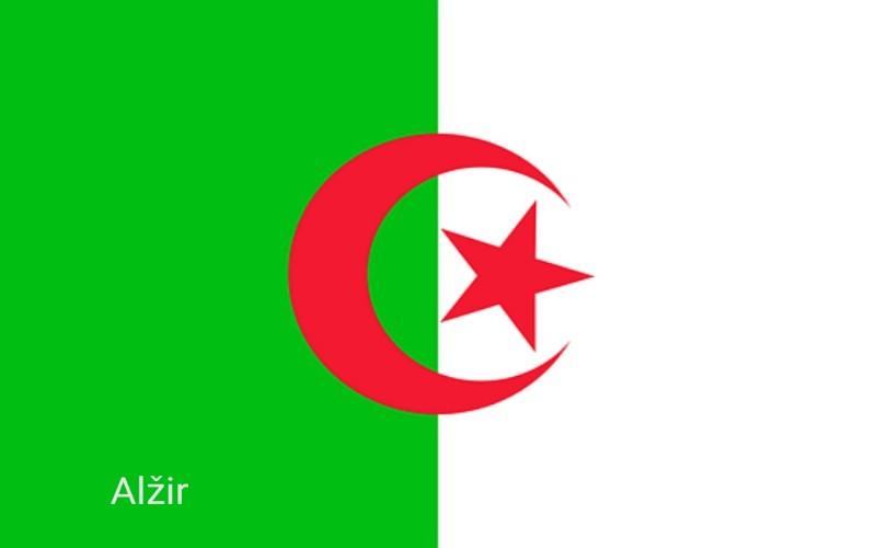 Države u svijetu - Alžir