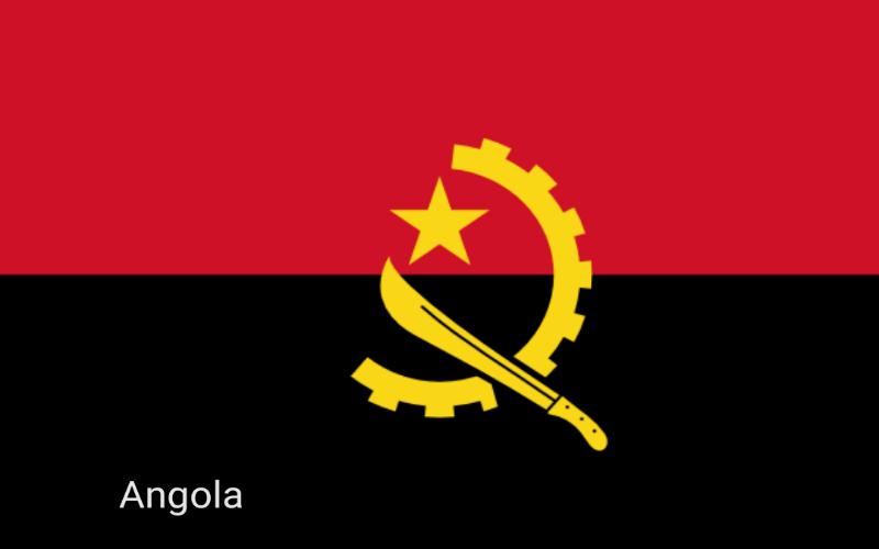 Države svijeta - Angola