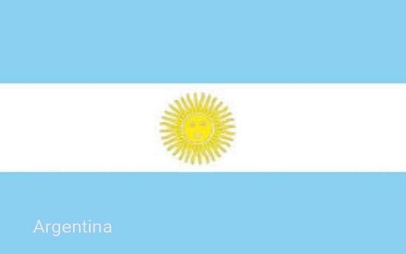 Zastave svijeta - Argentina