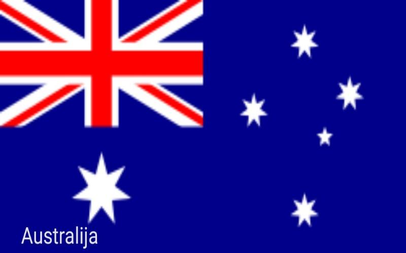 Države svijeta - Australija