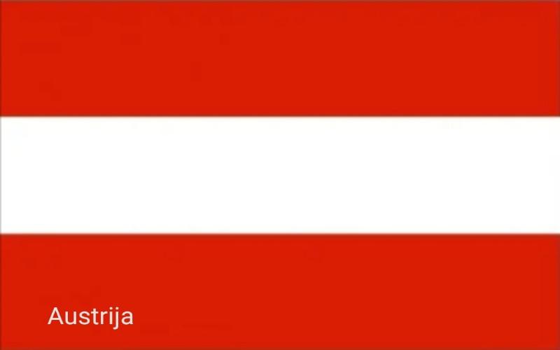 Države u svijetu - Austrija