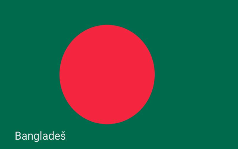 Države u svijetu - Bangladeš