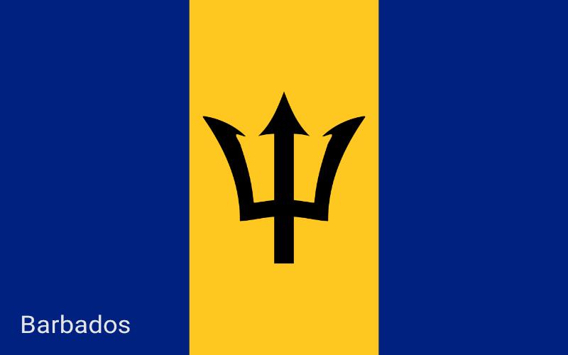 Države u svijetu - Barbados