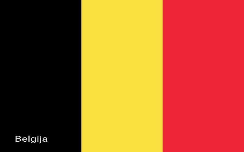 Države u svijetu - Belgija