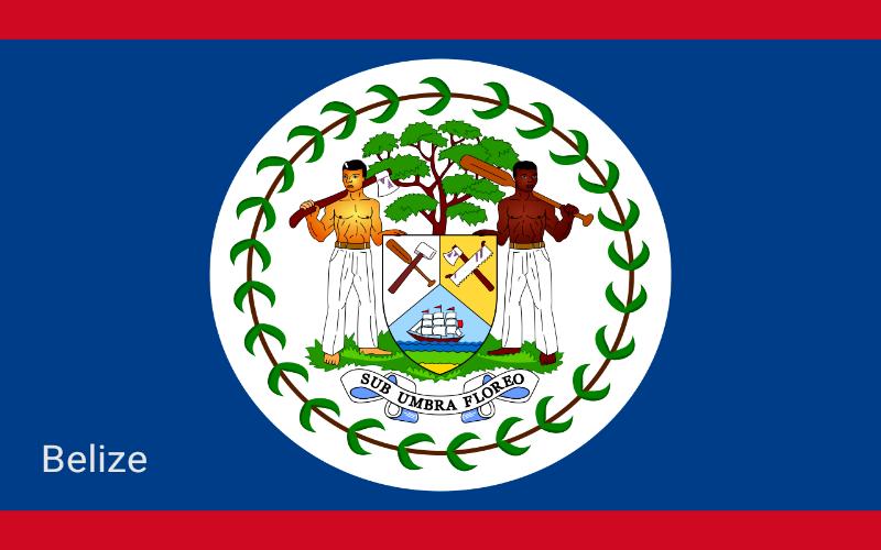 Države svijeta - Belize