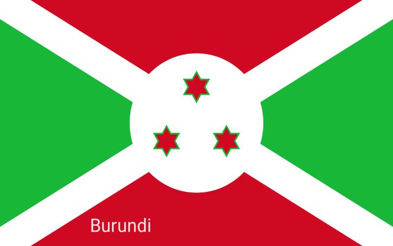 Zastave svijeta - Burundi