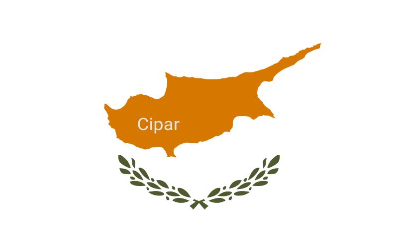 Zastave svijeta - Cipar