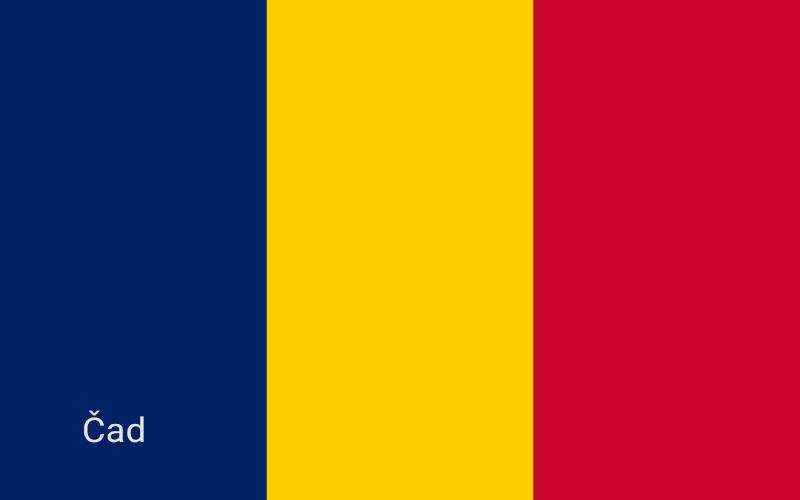 Države svijeta - Čad